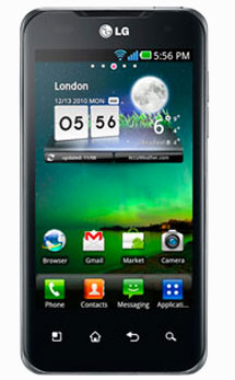 LG Optimus 2x Speed 990