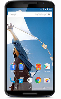 Motorola Moto Nexus 6