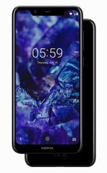 Nokia 5. 1 Plus